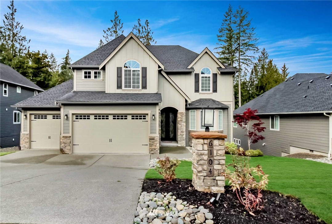 6104 63rd NW Av Ct, Gig Harbor, WA 98335