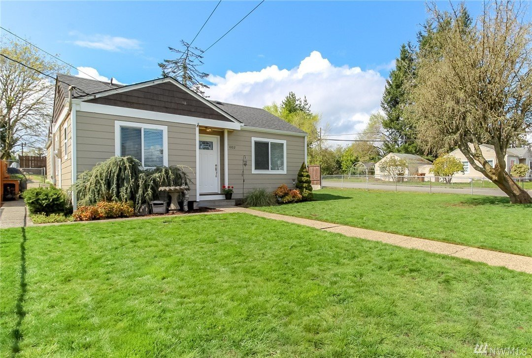 1002 S Hawthorne St , Tacoma, WA 98465