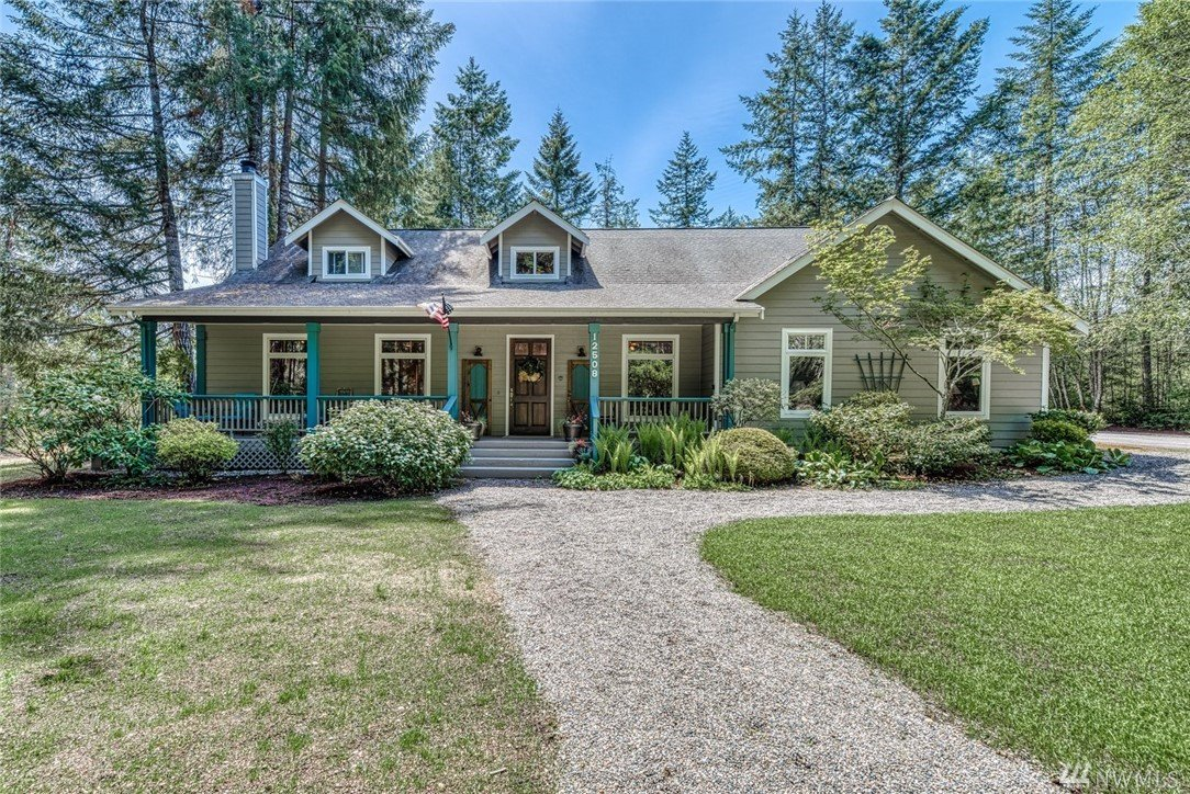 12508 137th Ave NW , Gig Harbor, WA 98329