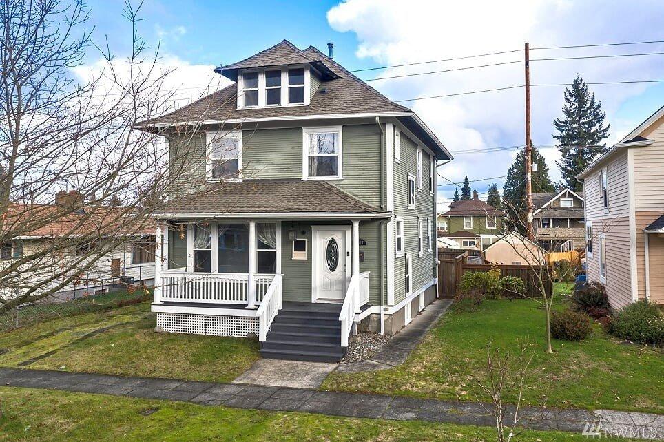 907 S Cushman Ave, Tacoma, WA 98405