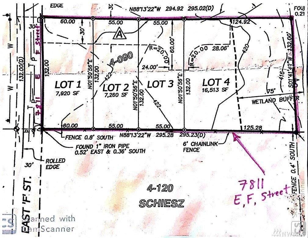 7811 F St E, Tacoma, WA 98404