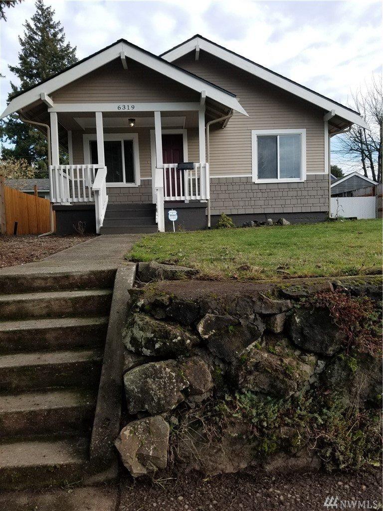 6319 S YAKIMA Ave, Tacoma, WA 98408
