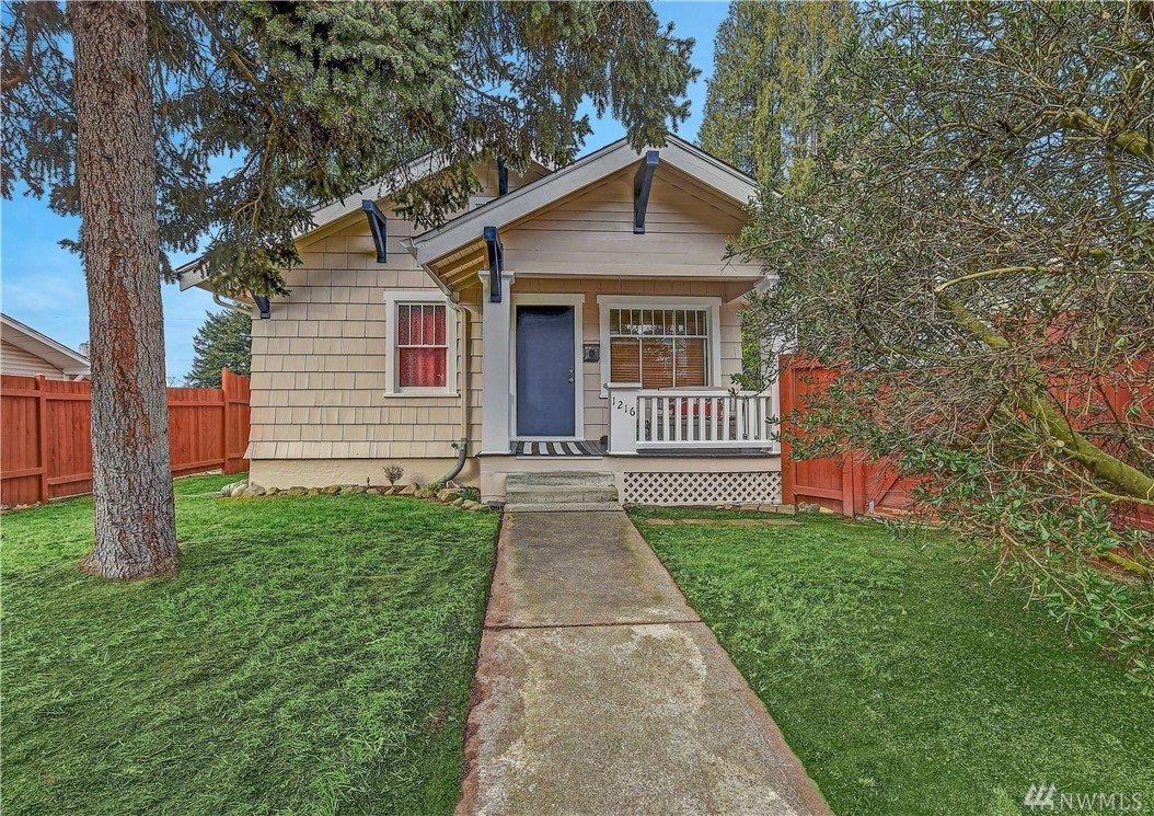 1216 S Stevens St, Tacoma, WA 98405