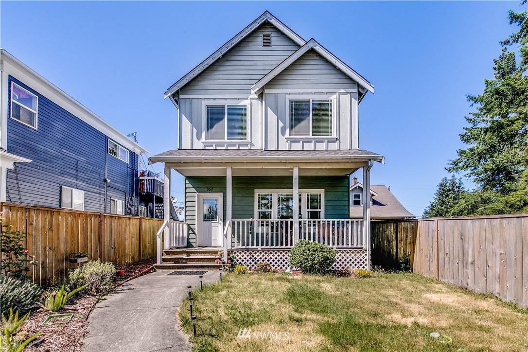 503 S Wright Ave, Tacoma, WA 98418