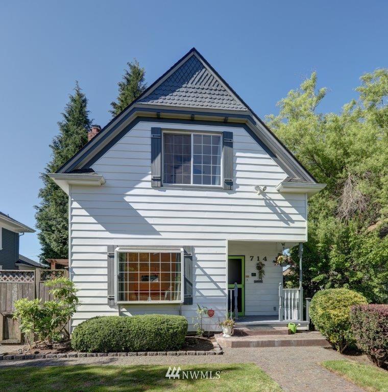 714 N Cushman Avenue, Tacoma, WA 98403