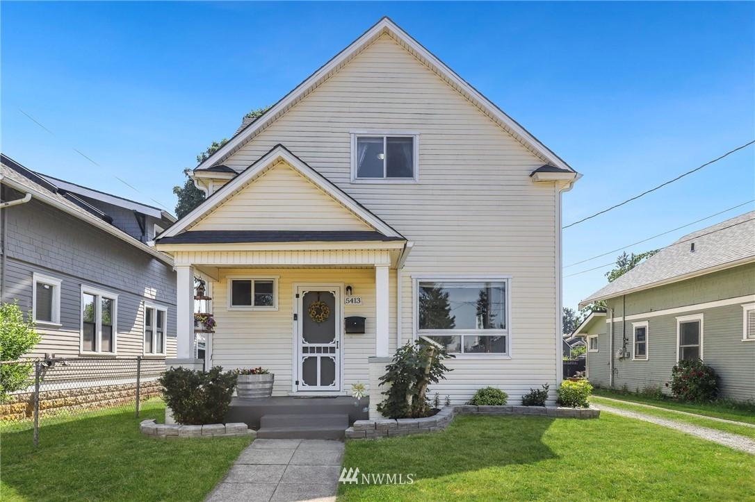 5413 S J Street, Tacoma, WA 98408