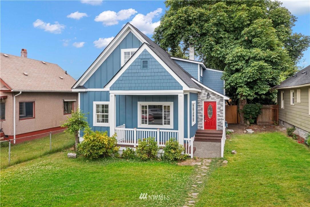 3717 S D Street, Tacoma, WA 98418