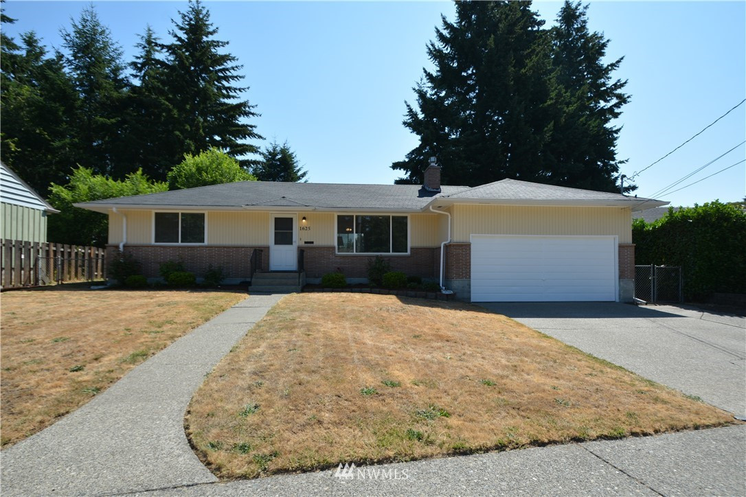 1625 S Huson Drive, Tacoma, WA 98405