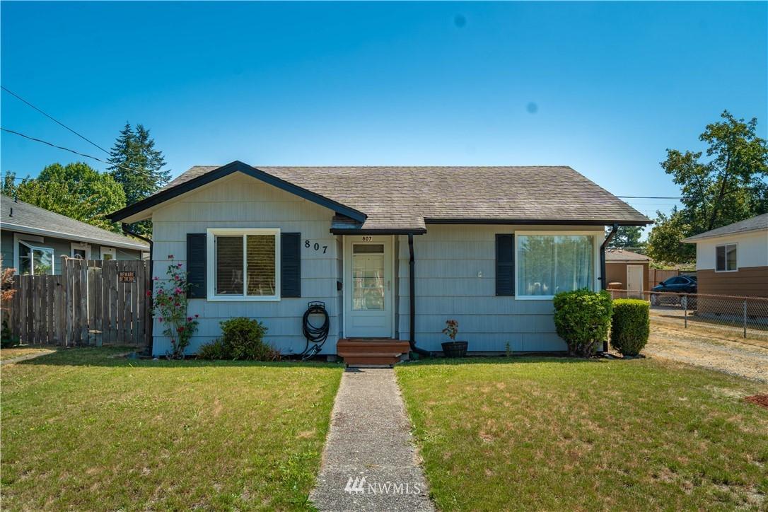 807 S Rochester Street, Tacoma, WA 98465