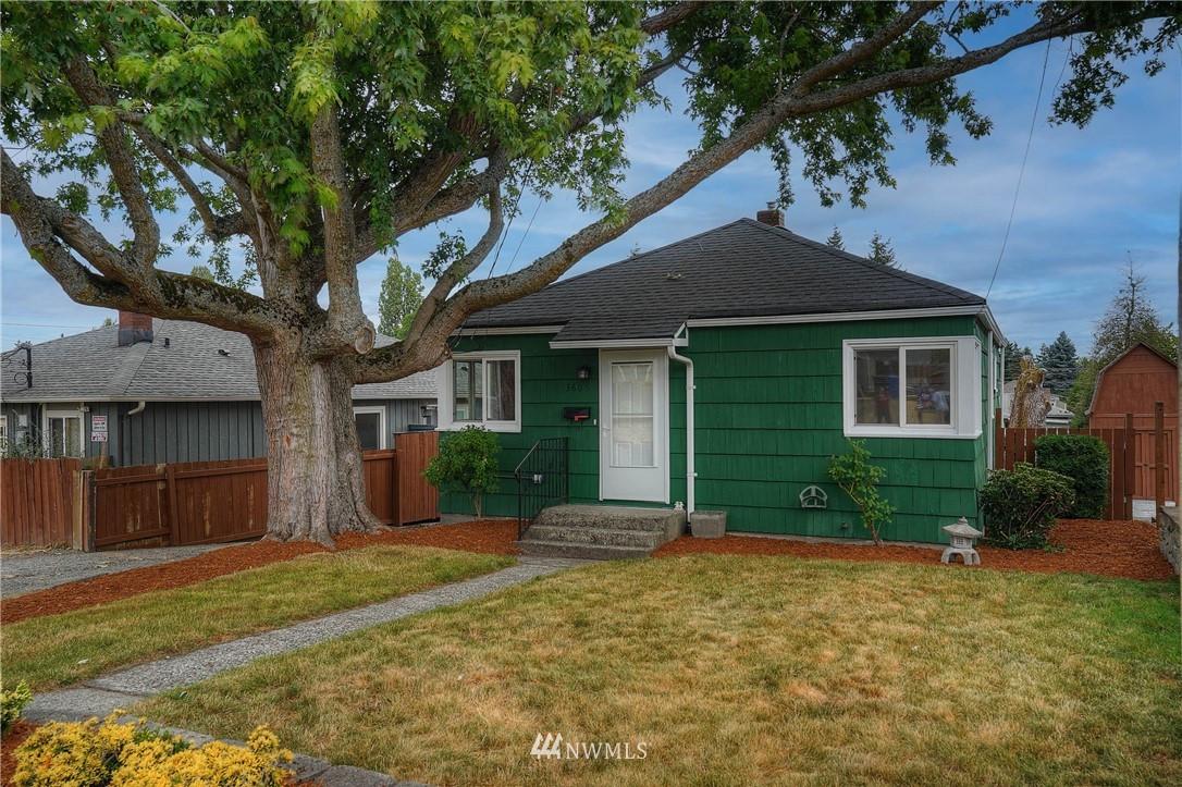 3605 S Wilkeson Street, Tacoma, WA 98418