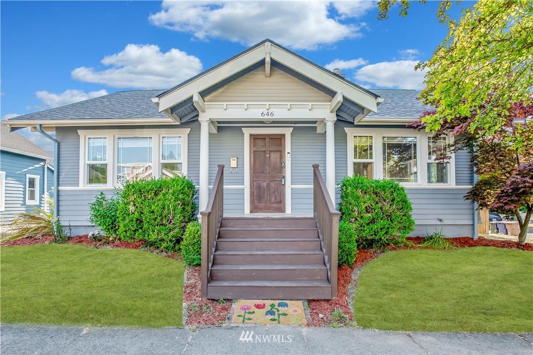 646 N Anderson Street, Tacoma, WA 98406