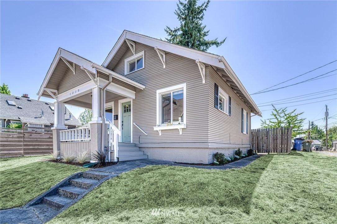 1210 S 45th Street, Tacoma, WA 98418