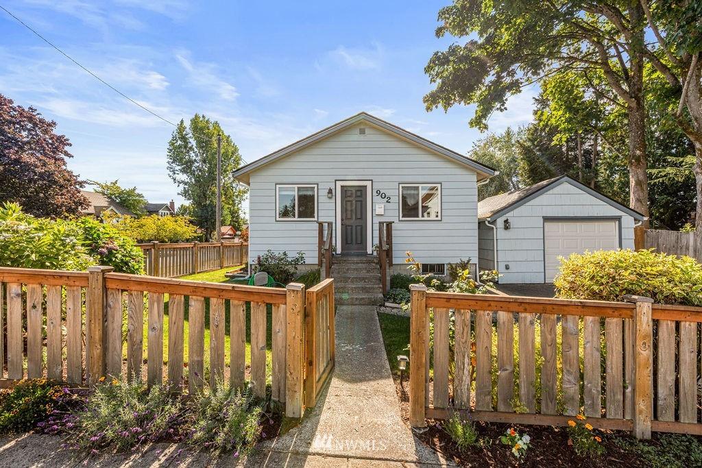 902 N Cushman, Tacoma, WA 98403